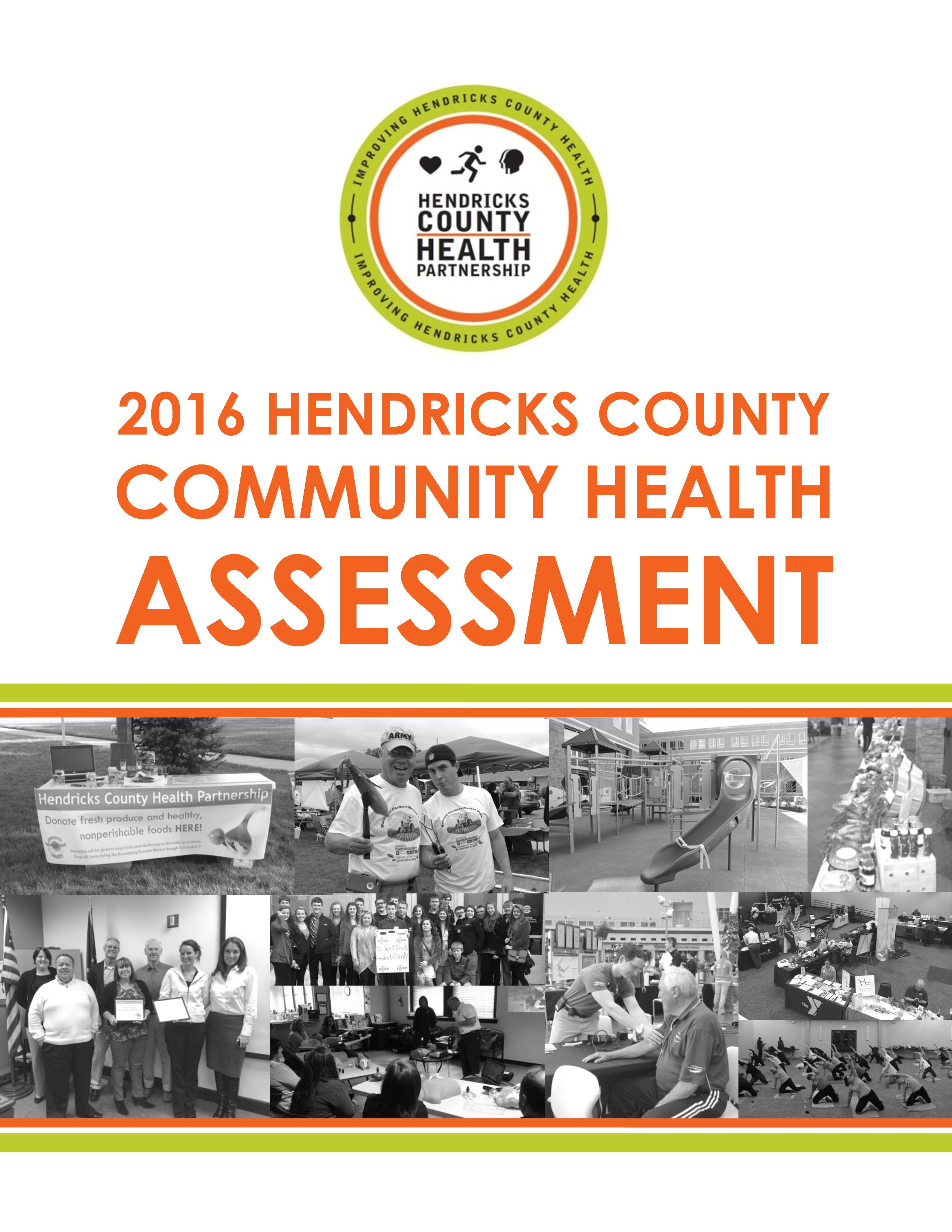 2016 Hendricks County Community Health Assessment