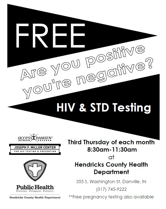 HIV and STD Testing Clinic